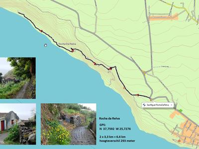 Wandelreis Azoren 14 dagen