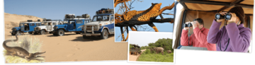 Safari reizen