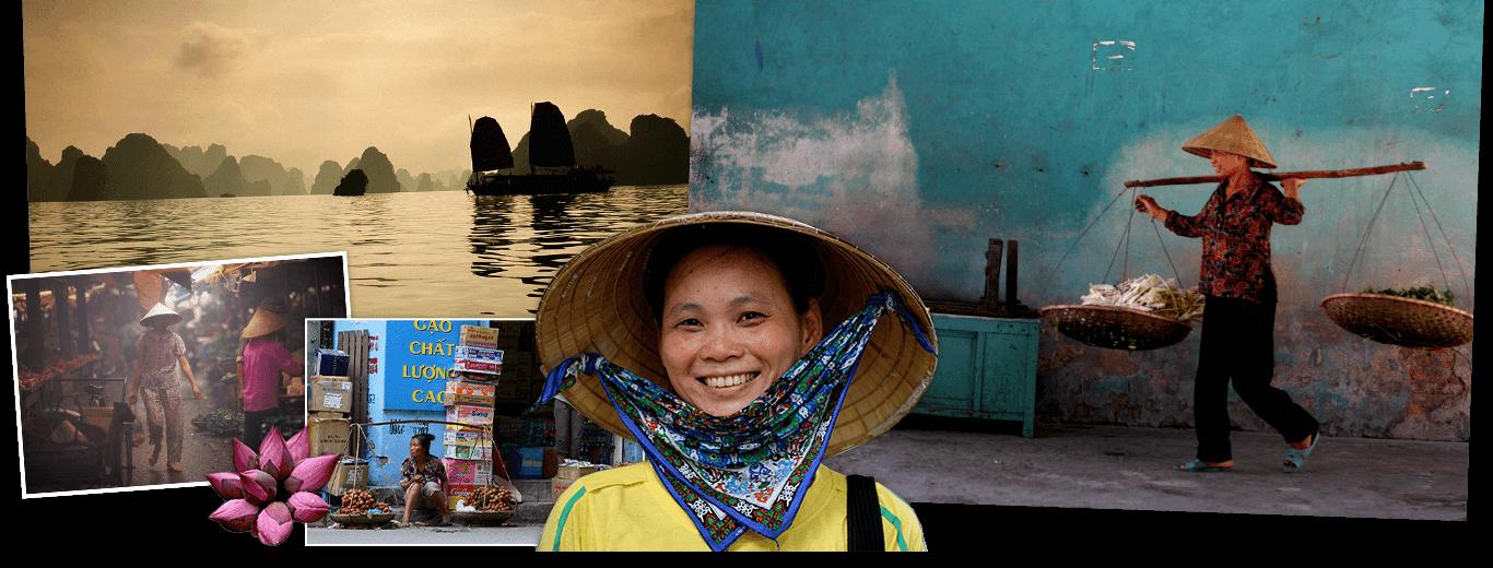 Met Café Royal naar Vietnam