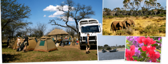 Kenia kampeerreis