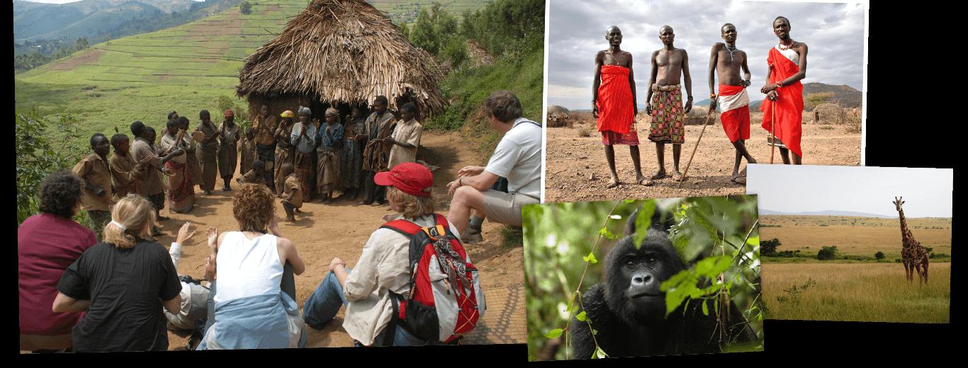 Kenia & Oeganda