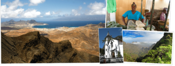 Overzicht Kaapverdië rondreizen van Djoser