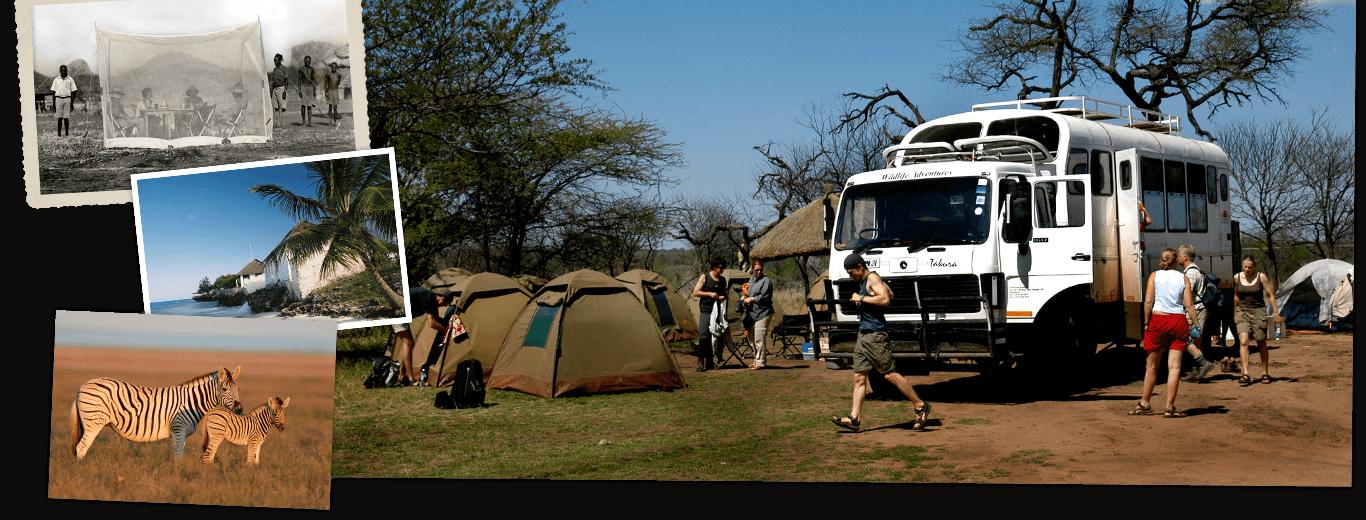 Kenia, Tanzania & Zanzibar kampeerreis