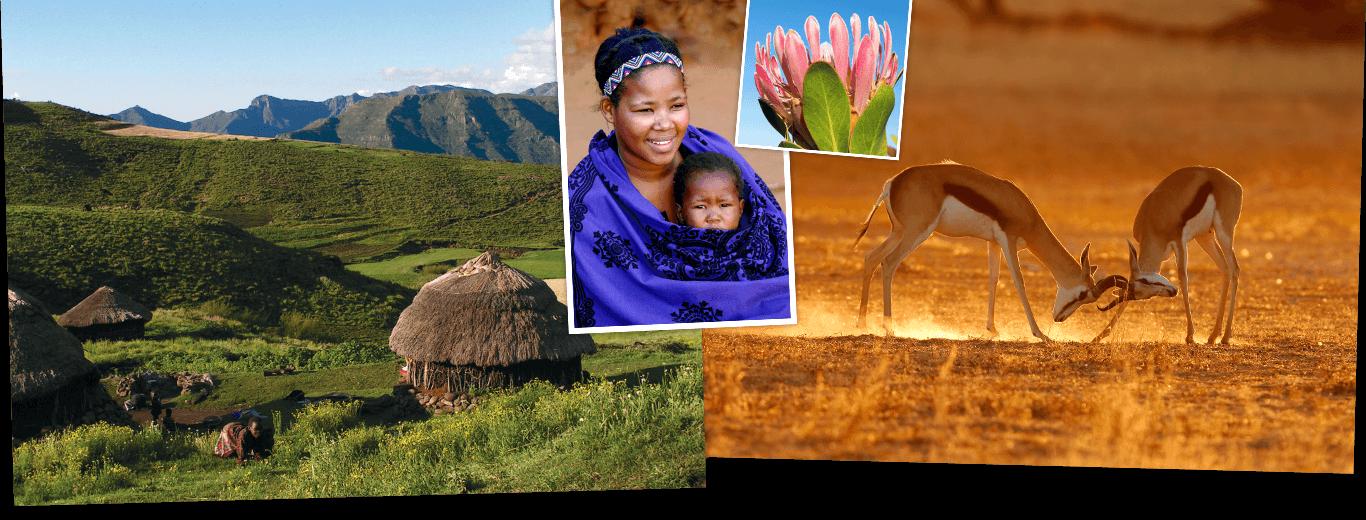 Zuid-Afrika & Swaziland