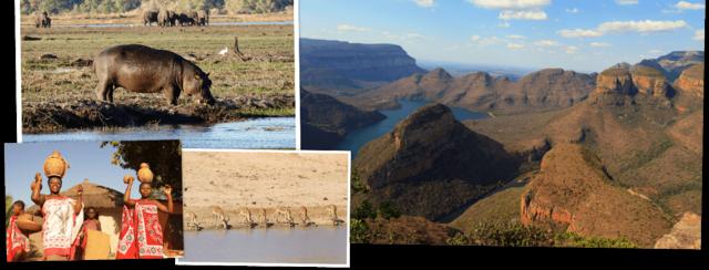 Zuid-Afrika Noord & Swaziland