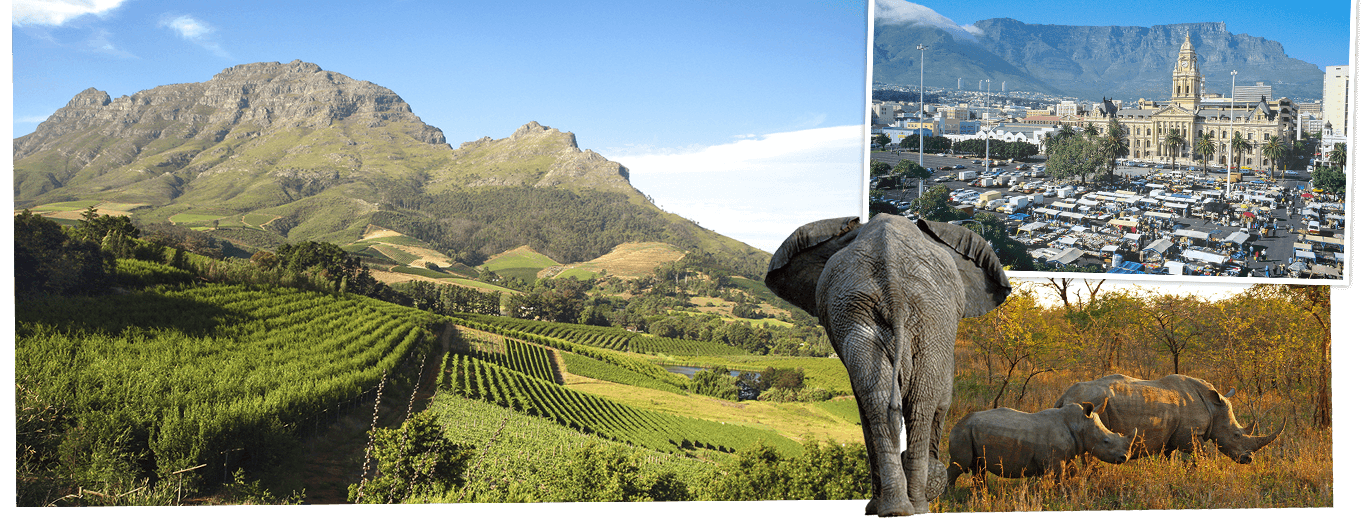 Zuid-Afrika (hotel/chalet)