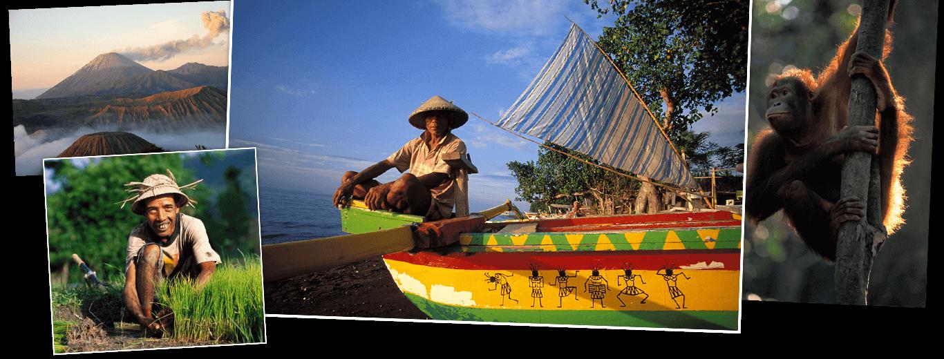 Sumatra, Java, Bali & Lombok
