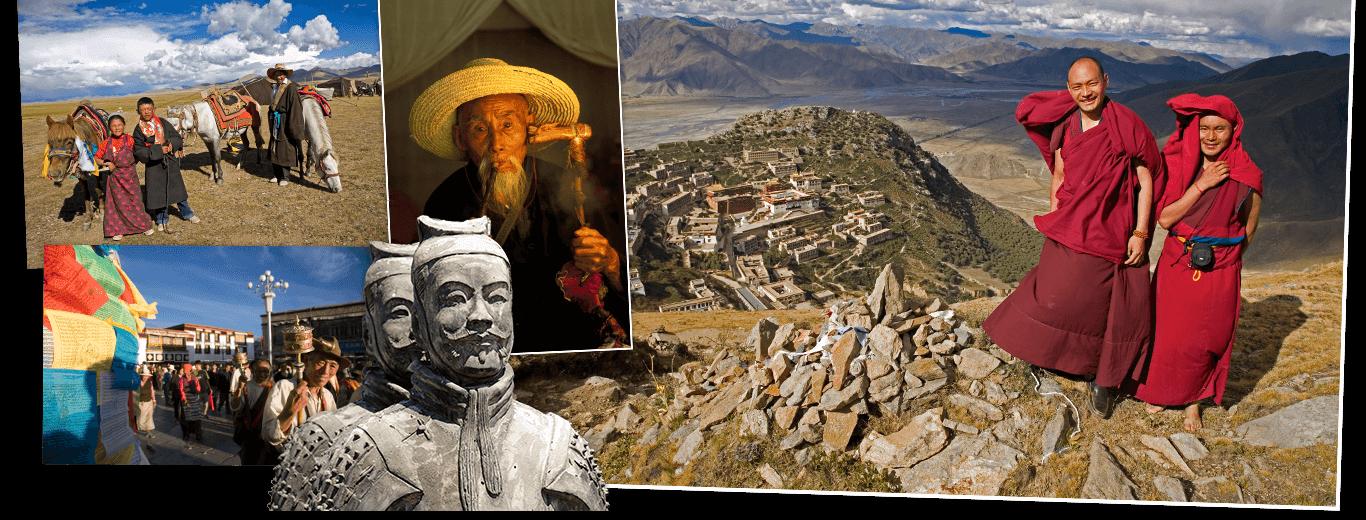 China en Tibet