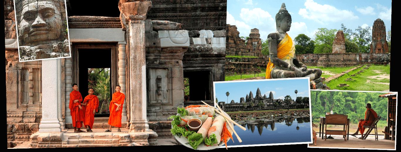 Thailand, Laos & Cambodja
