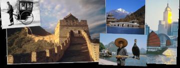 Overzicht China rondreizen van Djoser