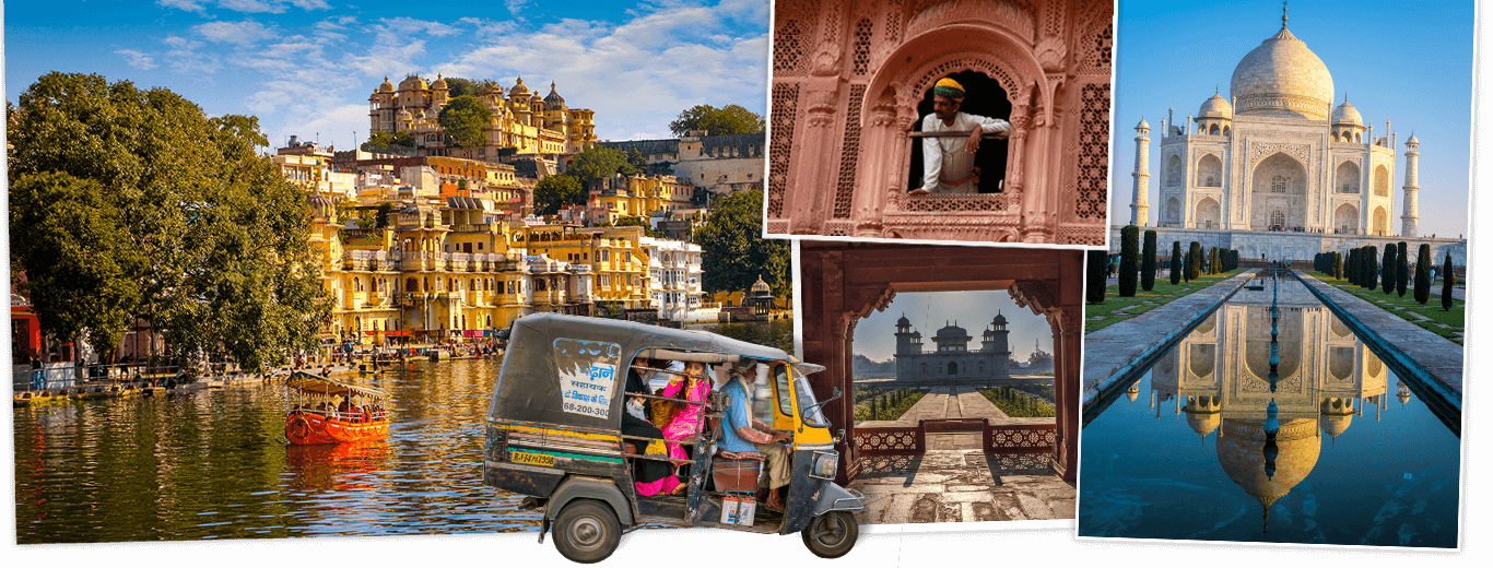 India: Rajasthan Paleizenreis