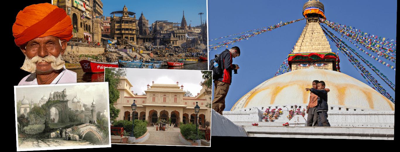 Noord-India, Rajasthan & Nepal