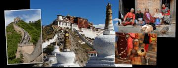 Overzicht Van Delhi naar Beijing rondreizen van Djoser