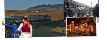 Overzicht Mongolië rondreizen van Djoser