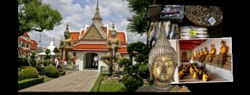 Overzicht Thailand rondreizen van Djoser
