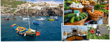 Overzicht Madeira rondreizen van Djoser