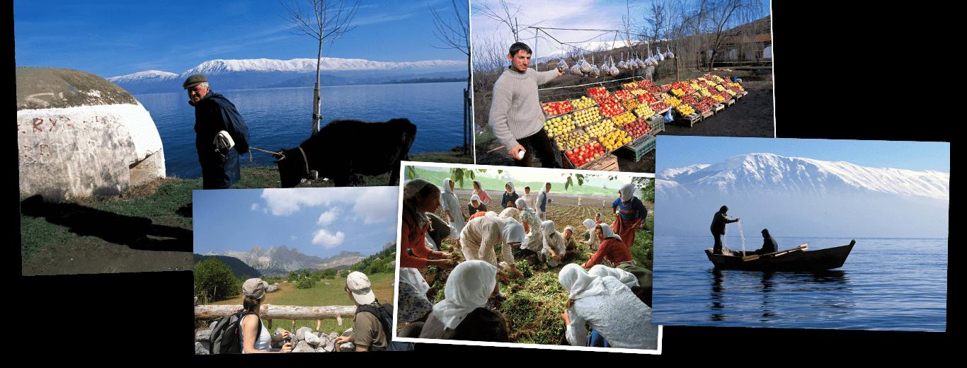 Albanië & Macedonië