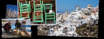Overzicht Griekenland rondreizen van Djoser