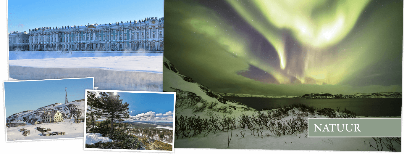 Natuurreis Rusland & Finland