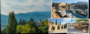 Overzicht Cyprus rondreizen van Djoser