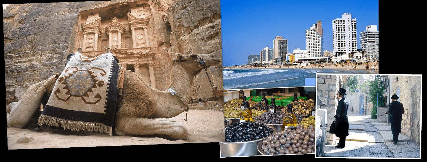 Israël en Jordanië