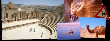 Overzicht Jordanië rondreizen van Djoser