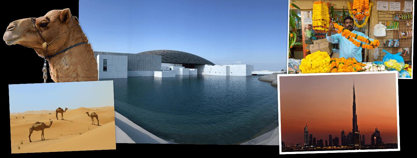 Oman, Dubai & Abu Dhabi