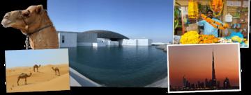 Bekijk de Rondreis Oman, Dubai en Abu Dhabi, 12 dagen van Djoser
