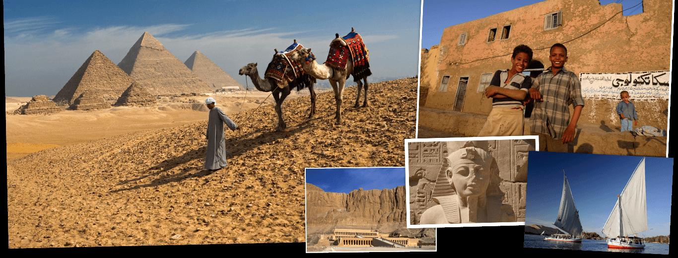 Egypte, Nijlvallei & Rode Zee