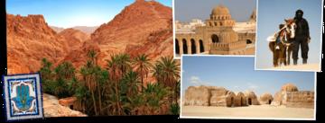 Overzicht Tunesië rondreizen van Djoser
