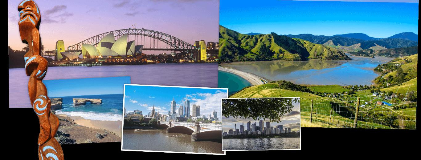 Australië & Nieuw-Zeeland