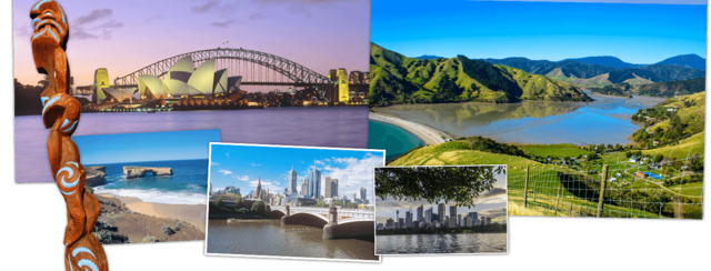 Australië & Nieuw Zeeland