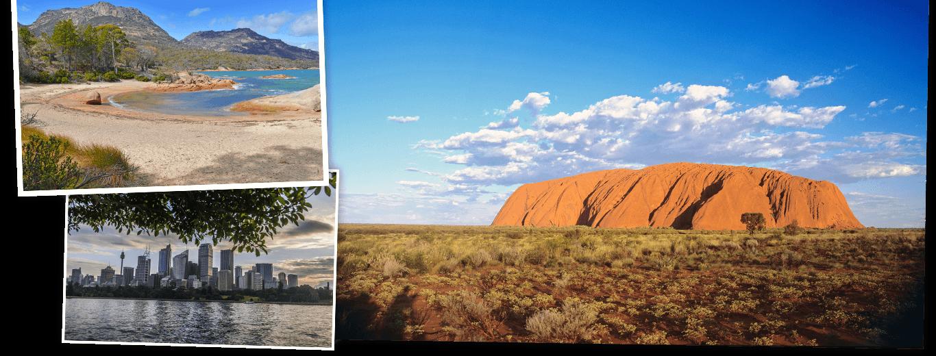 Australië & Tasmanië