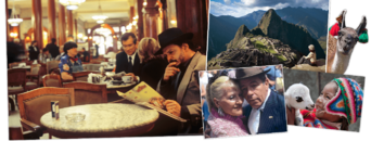 Van Buenos Aires naar Lima