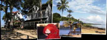 Suriname, Guyana & Frans Guyana