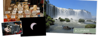 Eclipsreis Argentinië