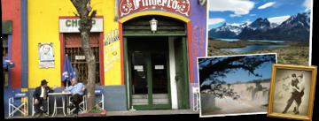 Overzicht Argentinië en Chili rondreizen van Djoser