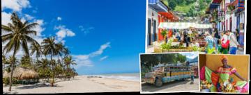 Overzicht Colombia rondreizen van Djoser