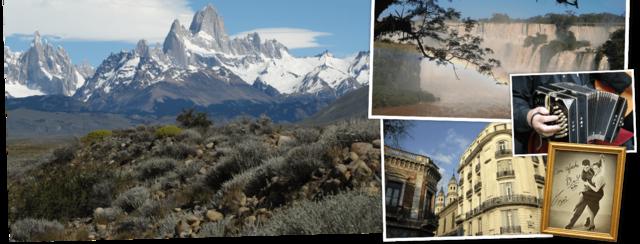 Argentinië, Chili & Iguazu