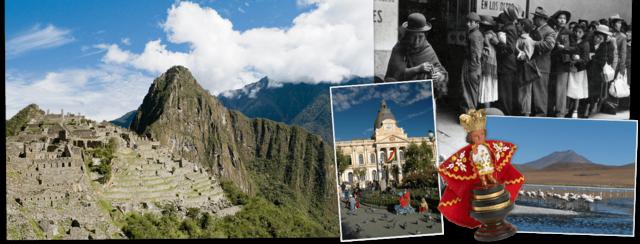 Bolivia & Peru