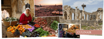 Kookreis Marokko