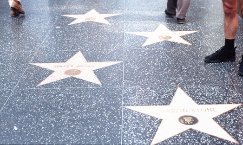 Los Angeld - Hollywood - Walk of fame